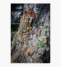 The Fairies Tree - Fitzroy Gardens Photographic Print