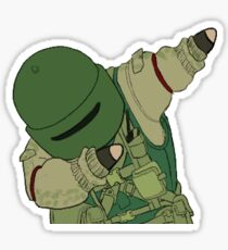 Lord and Saviour Dabbing Sticker