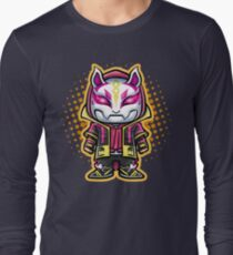 Drift Chibi Long Sleeve T-Shirt