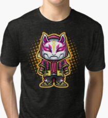 Camiseta de tejido mixto Drift Chibi