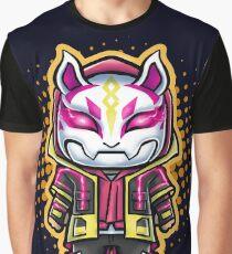 Drift Chibi Graphic T-Shirt