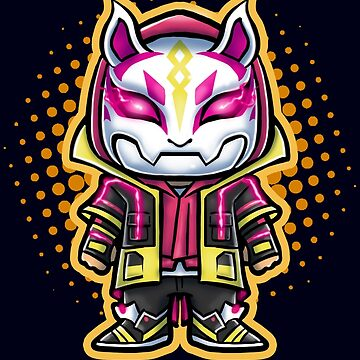 Drift Chibi by andresMvalle
