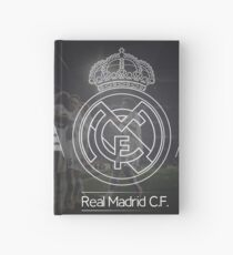 Real Madrid Hardcover Journal