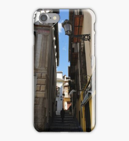 Strolling home iPhone Case/Skin