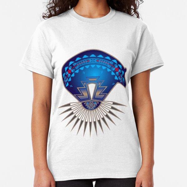 Bear Medicine Blue Classic T-Shirt