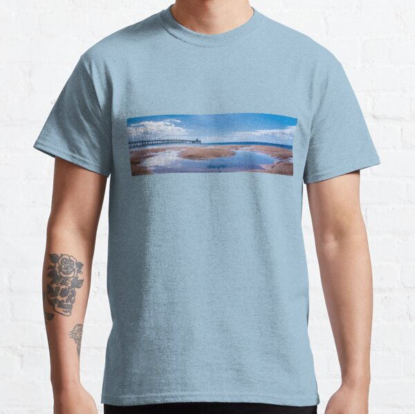Point Lonsdale Jetty Classic T-Shirt