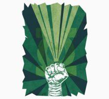 Green Lantern's light   Unisex T-Shirt