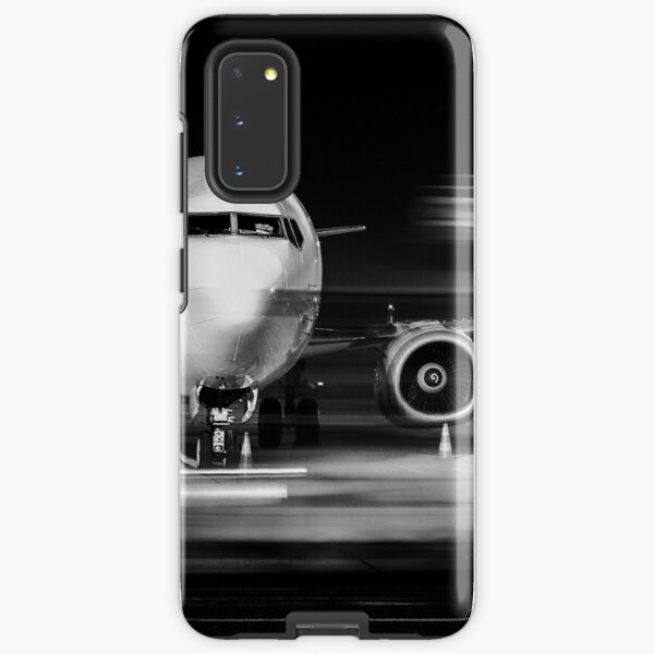 airplane front close-up Samsung Galaxy Tough Case