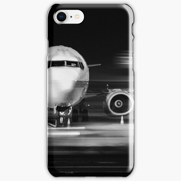 airplane front close-up iPhone Snap Case