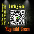 Reginald Green by Reginald  Green