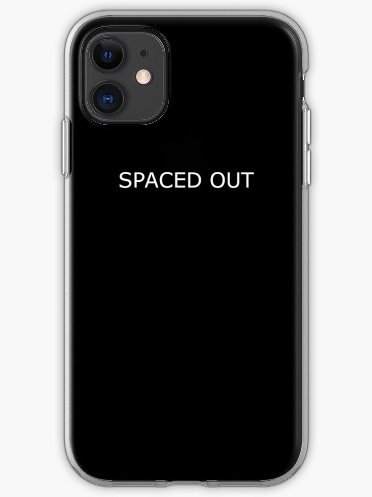 Spaced Out iPhone 11 case