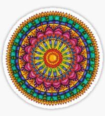 Floral Mandala - Joy Sticker