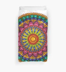 Floral Mandala - Joy Duvet Cover