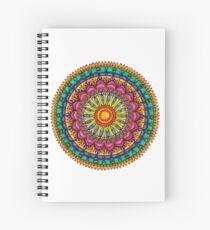 Floral Mandala - Joy Spiral Notebook