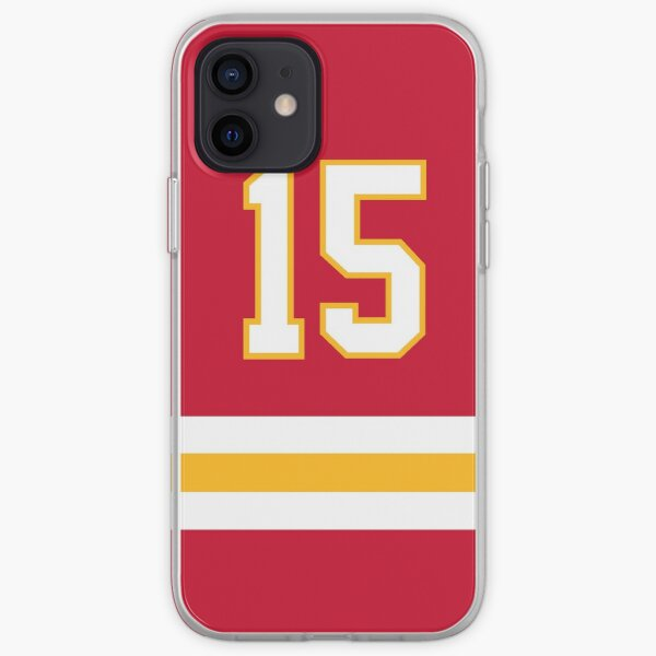 Kansas City Football - Home Number 15 iPhone Soft Case