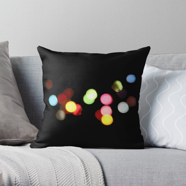 Blurred Pillows Cushions Redbubble