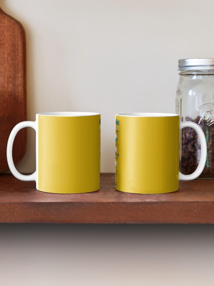 Alternate view of Procrastination makes everything awesome Mug