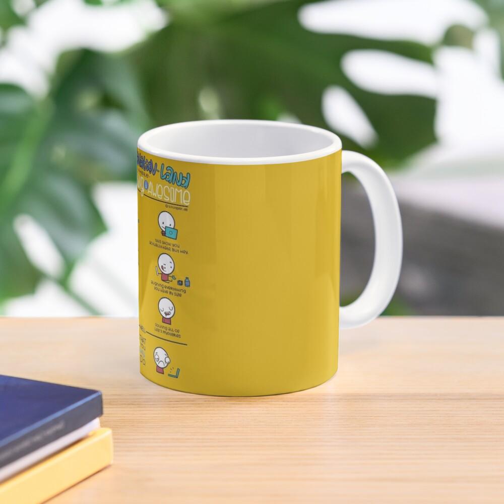 Procrastination makes everything awesome Mug