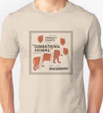 Sonnenbaden Tier Slim Fit T-Shirt