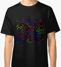 Colour Your Life With Music Classic T-Shirt