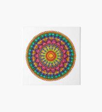 Floral Mandala - Joy Art Board