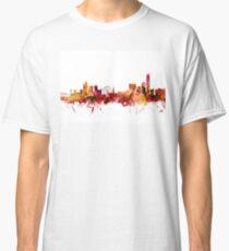 Manchester England Skyline Classic T-Shirt
