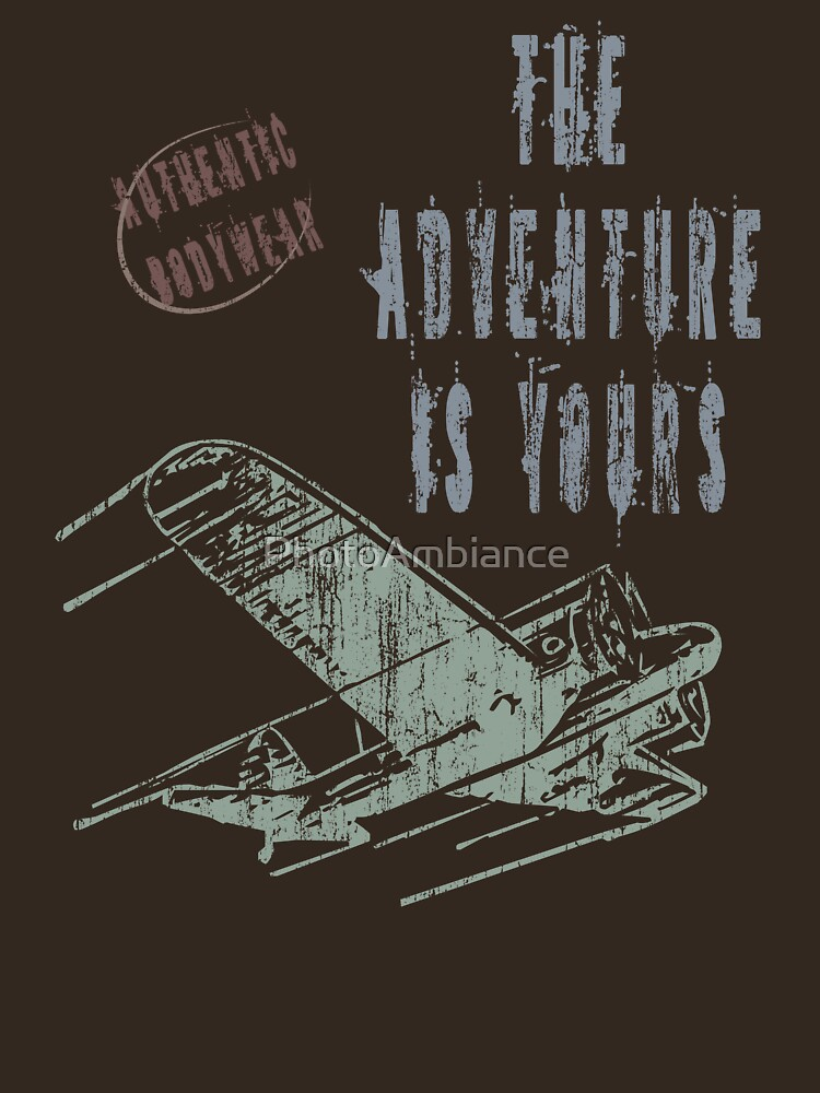 The adventure is yours by PhotoAmbiance