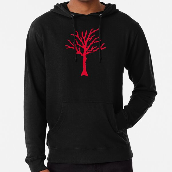 XXXTENTACION L'arbre de vie Tattoo Sweat à capuche léger