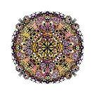 Colorful mandela by Angelica-DK