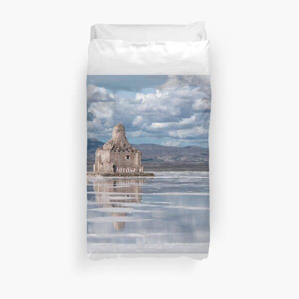 Salar De Uyuni, Bolivia Duvet Cover