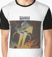 Jupiter Lander Graphic T-Shirt
