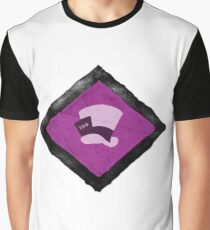Mad Hatter Trick Graphic T-Shirt