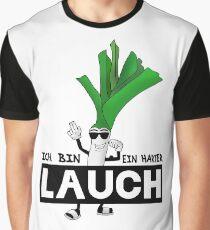 """I'm a tough leek"" tshirt - gift idea Graphic T-Shirt"