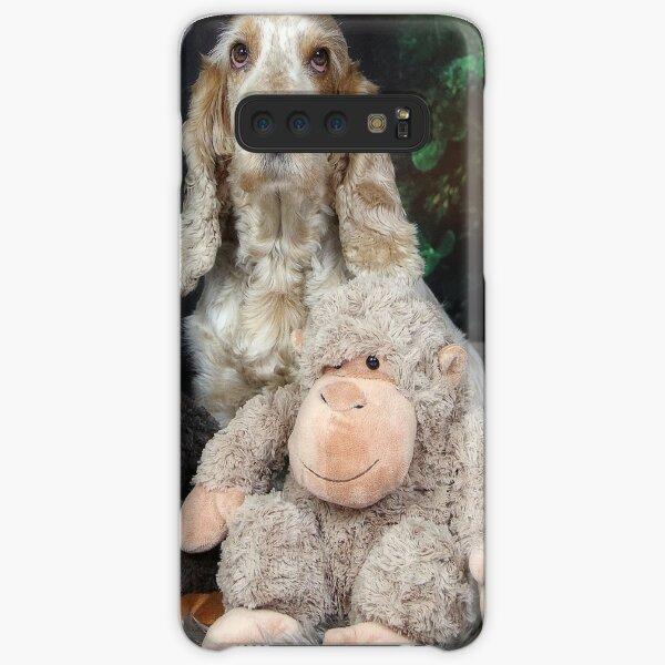 The monkeys Samsung Galaxy Snap Case
