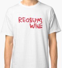 Red Wine Classic T-Shirt