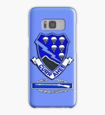 Currahee Patch - 101st Airborne w/CIB  Samsung Galaxy Case/Skin