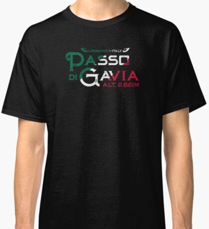 Passo Di Gavia Italian Alps T-Shirt Classic T-Shirt