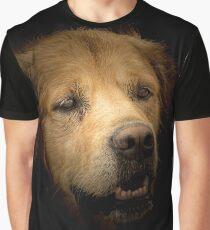 Golden Retriever Graphic T-Shirt