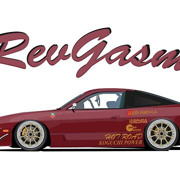 REVGASM Final Form by merlz