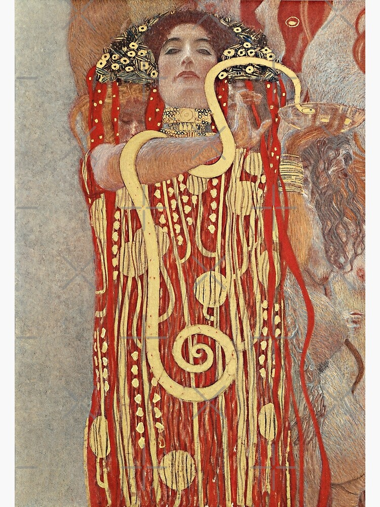 HD. Medicine, by Gustav Klimt . HIGH DEFINITION by mindthecherry