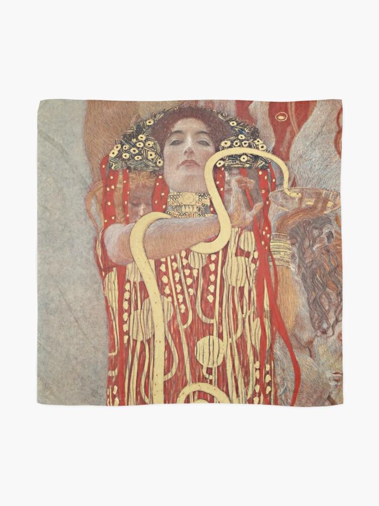 Alternate view of HD. Medicine, by Gustav Klimt . HIGH DEFINITION Scarf