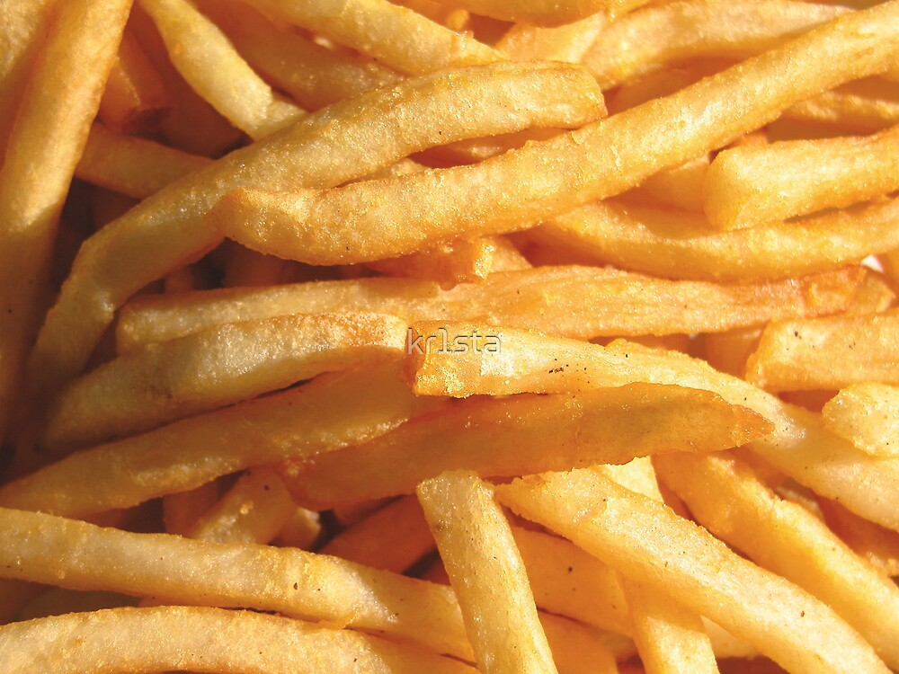 French Fries by kr1sta