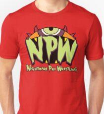 Nightmare Pro Wrestling - 2015 Logo Unisex T-Shirt