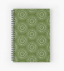 Apophenic Art #1 - When the going gets weird, the weird turn pro. Spiral Notebook