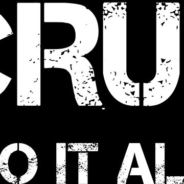 CRUD - Do it All  (Create, Read, Update, Delete) by EncodedShirts