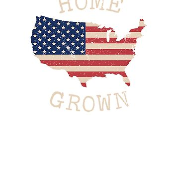 Home Grown American by jamescrowe1987