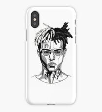 Tribute to tentacion iPhone Case