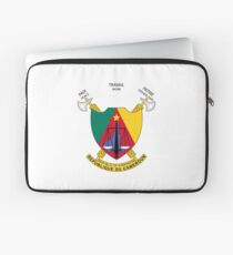Coat of arms of Cameroon Laptop Sleeve