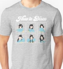 HOW TO DISCO (2018 EDITION) Unisex T-Shirt