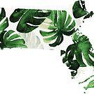 Massachusetts Palm by coleenross